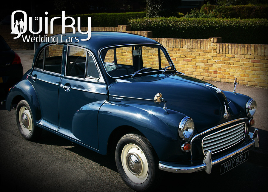 Wedding Car Hire Kent Quirky Wedding Cars Morris Minor