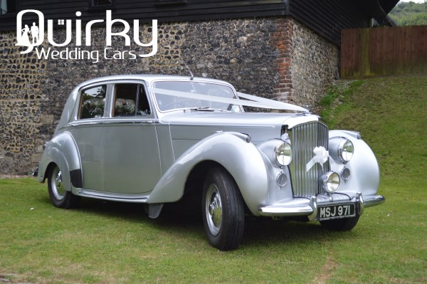 CLAIRE - 1951 Bentley VI Wedding Car