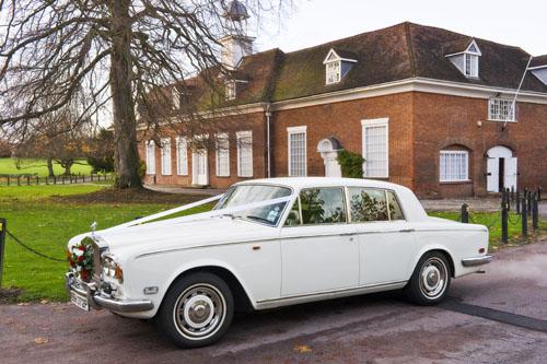 FRANK - 1975 Cream Rolls Royce Silver Shadow I Wedding Car