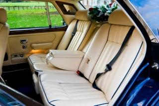Luxury Rolls Royce Silver Spur