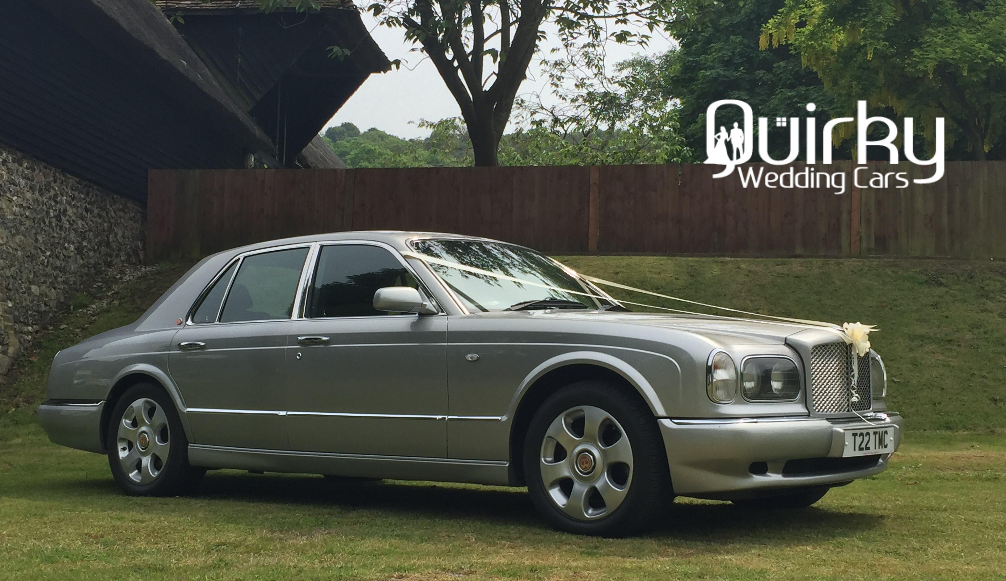 HUMPHREY - Bentley Arnage  Wedding Car