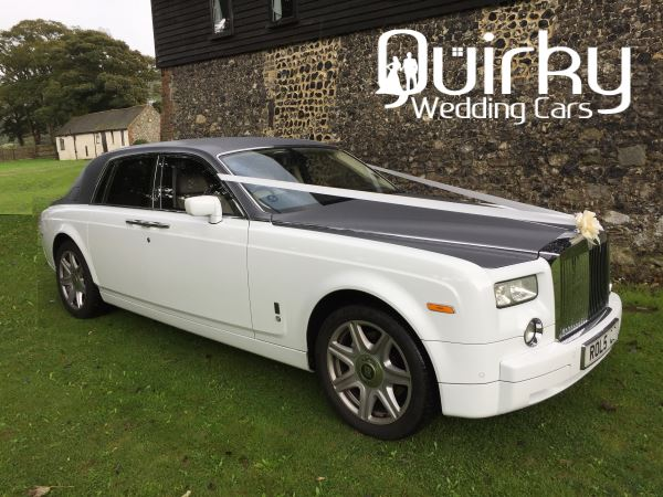 OPERA – Rolls Royce Phantom Wedding Car