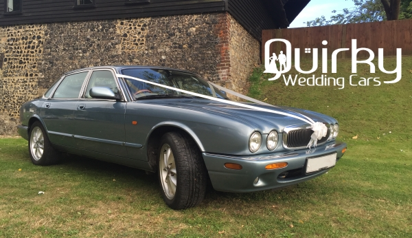 ALEX – Jaguar XJ8 Wedding Car in Kent