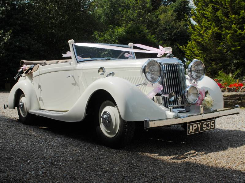 ELLA – 1938 Lammas Graham Wedding Car