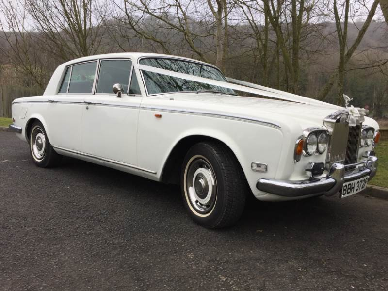 FRANK - 1975 Cream Rolls Royce Silver Shadow I