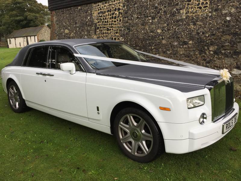 OPERA - Rolls Royce Phantom Wedding Car