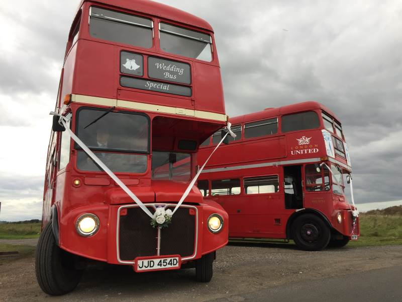 RONALD - Routemaster Wedding Bus
