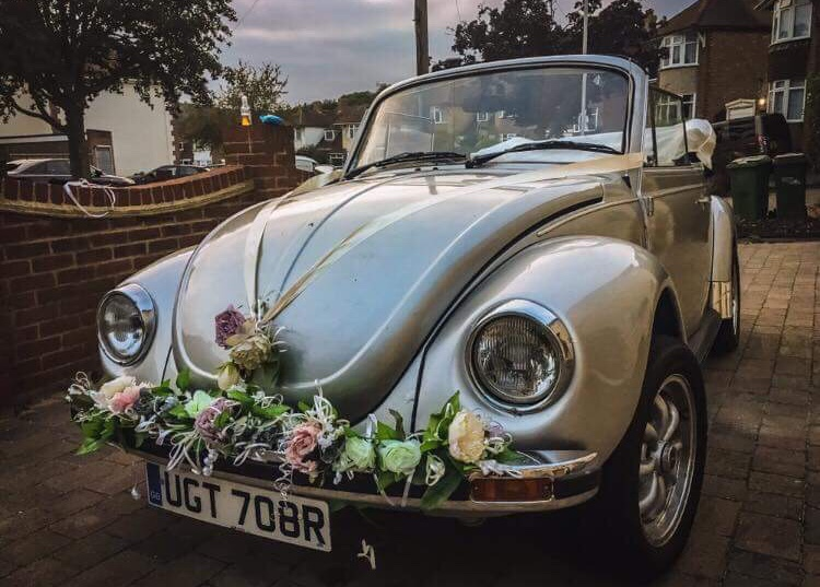 FLORENCE - 1977 VW Beetle Wedding Car