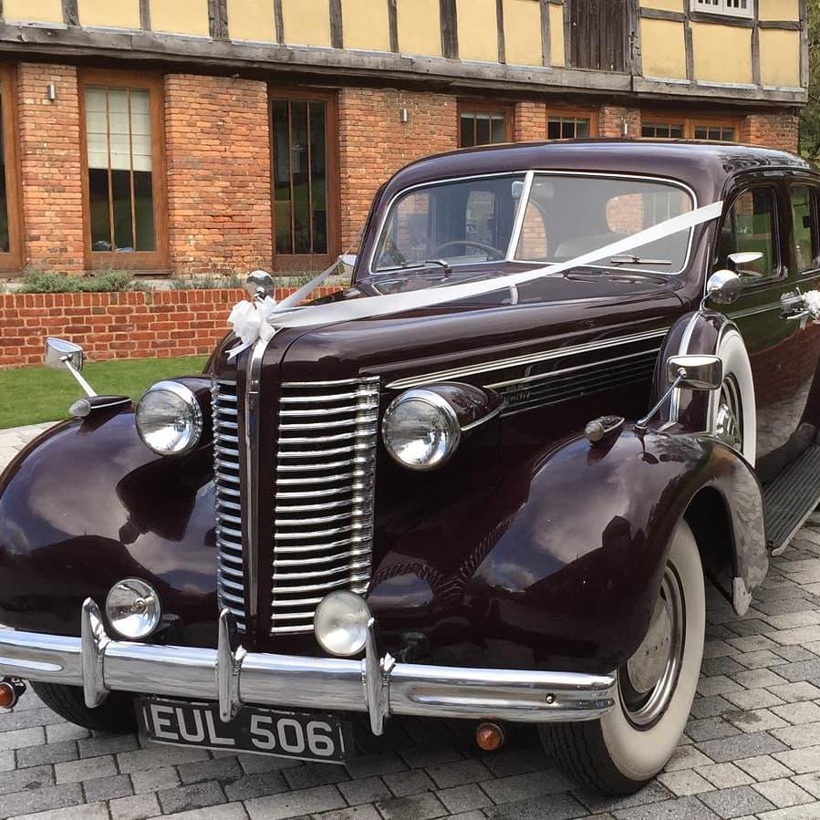 BETH - 1938 Buick McLaughlin 7 Seat Limousine