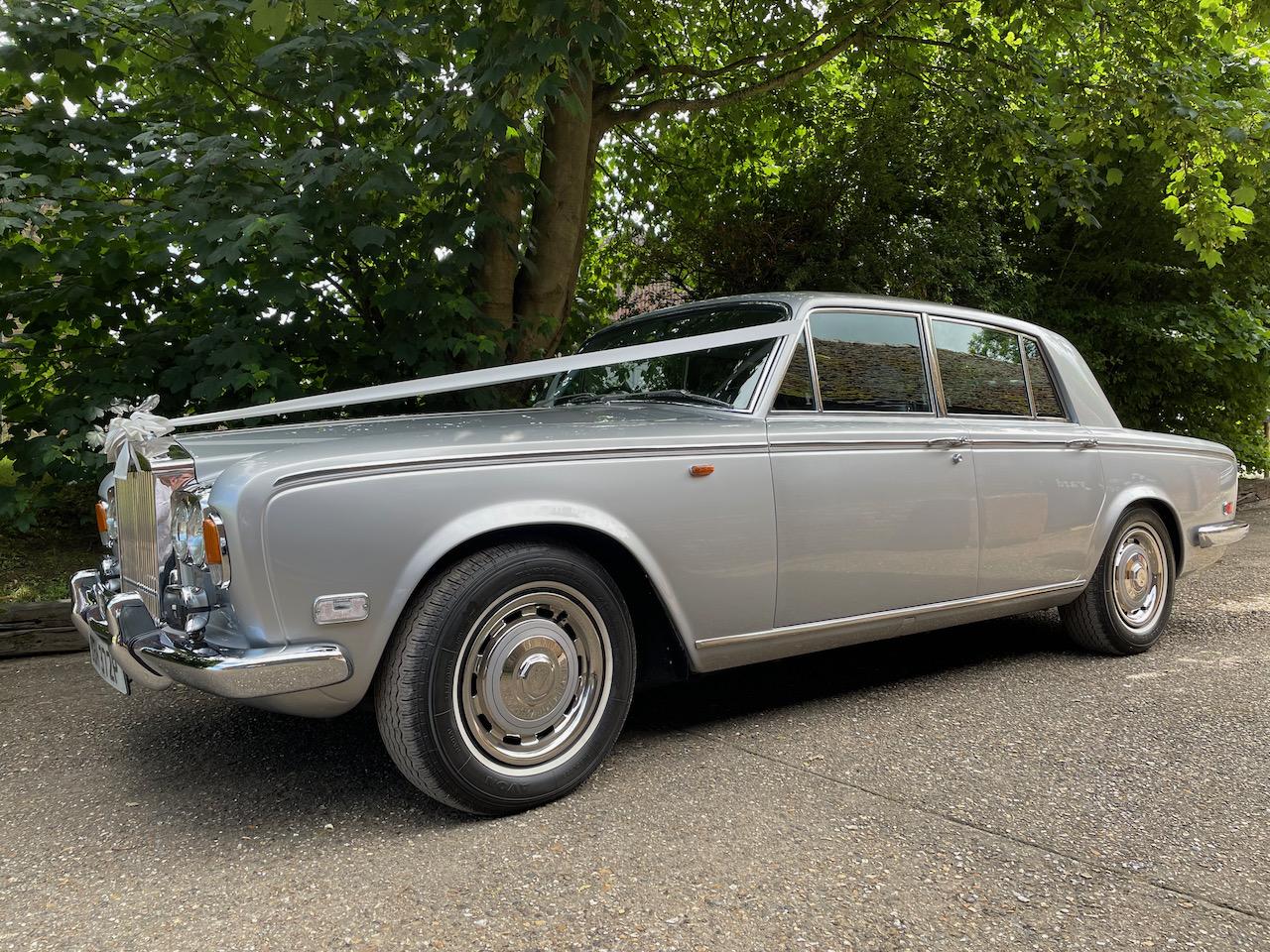 FRANK - 1975 Cream Rolls Royce Silver Shadow I